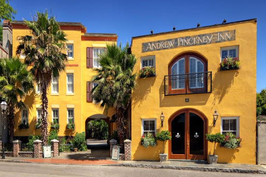 Andrew Pinckney Inn Charleston SC