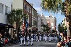 2019 Charleston Christmas Parade