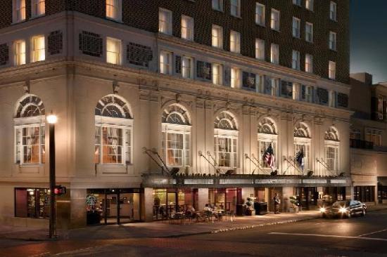 Charleston SC Luxury Hotels