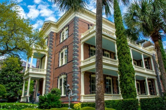 Charleston SC Historic Homes