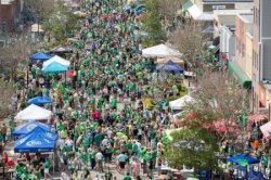 St. Paddy's Day Block Party & Parade