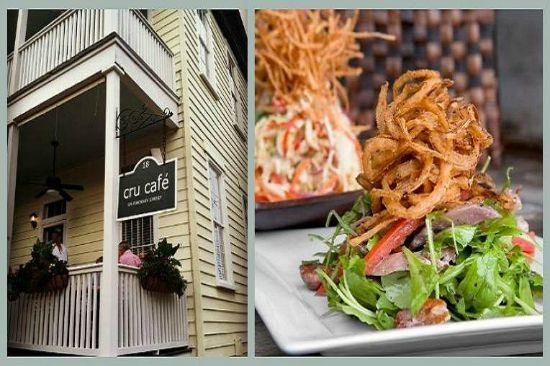 Cru Cafe Charleston