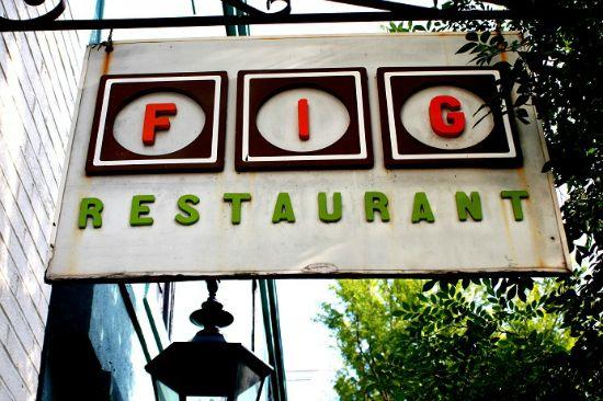 Fig Restaurant Charleston