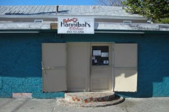 Hannibal's Kitchen Charleston SC