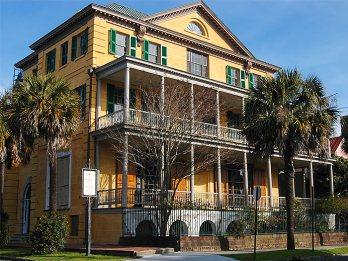 Aiken-Rhett House Charleston SC