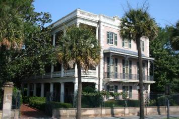 Edmonston-Alston House Charleston SC