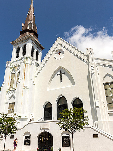 Emanuel A.M.E. Church Charleston SC