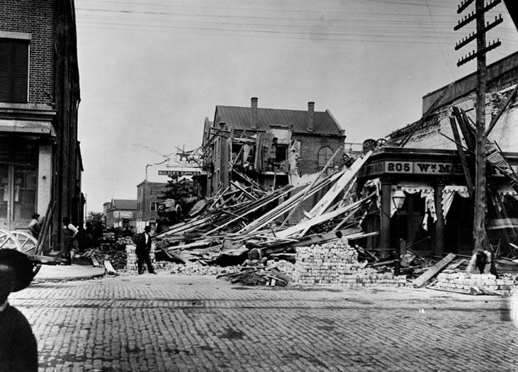 Charleston SC Earthquake