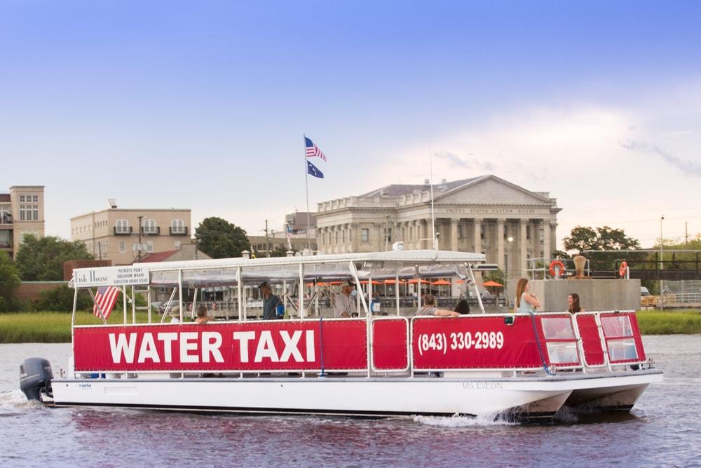 Charleston Water Taxi