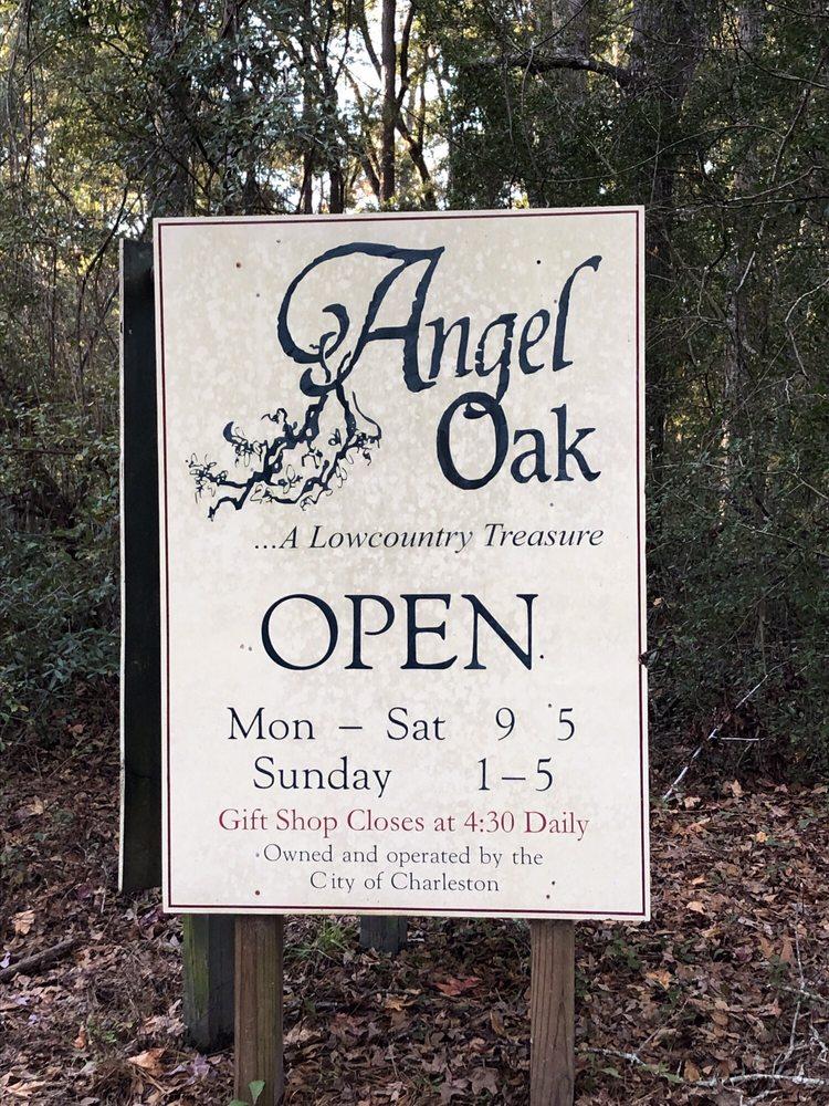 Angel Oak Park