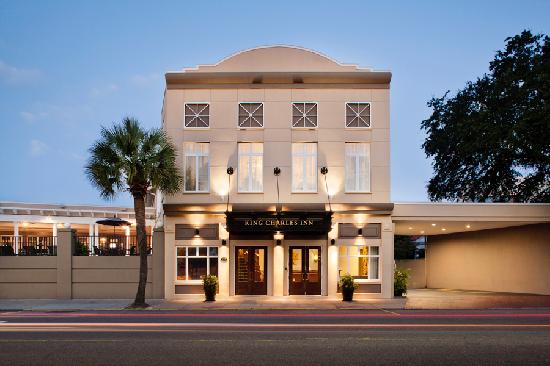 The King Charles Inn Located Along Museum Mile In Heart Of Historic Charleston Is Within Walking Distance To Great Ping And Restaurants