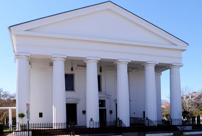 Bethel Methodist Church Charleston SC
