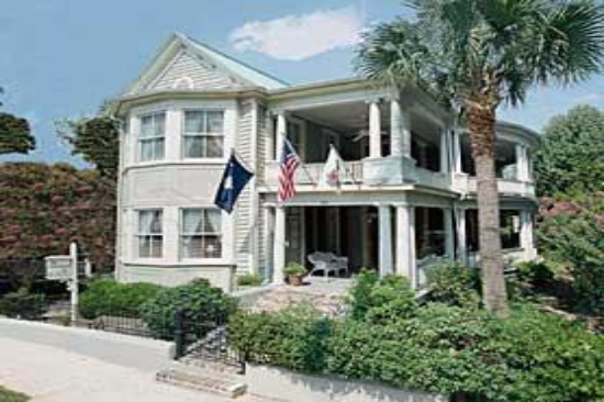 Bed And Breakfast Historic Charleston Sc  House