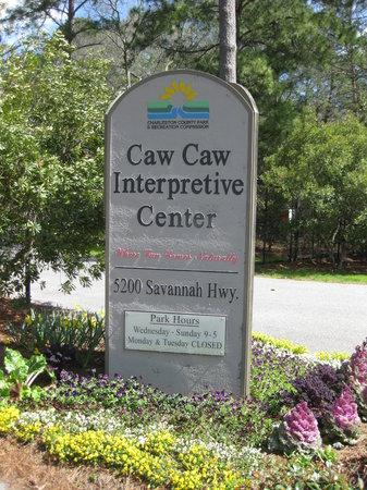 Caw Caw Interpretive Center