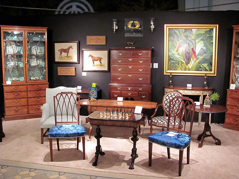Charleston Antiques Show