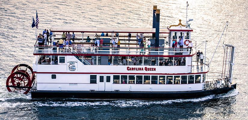 Charleston Boat Tours - Carolina Queen