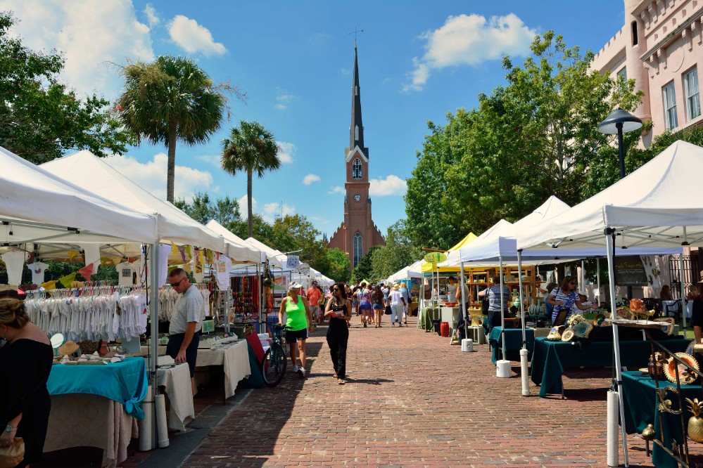 Charleston Farmers Market