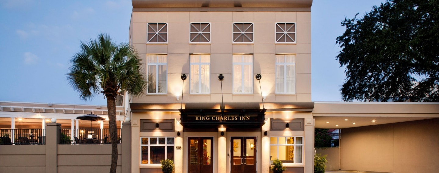 Charleston Sc Hotels Full Service