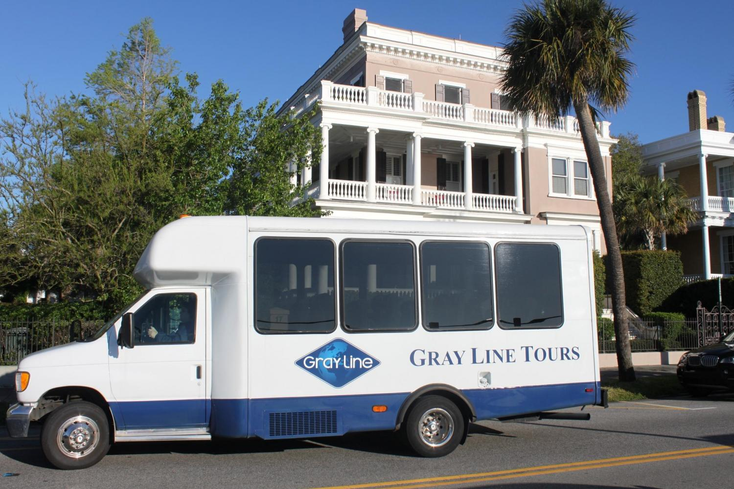 Charleston Motorized Tours
