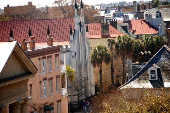 Charleston Old Walled City Tours