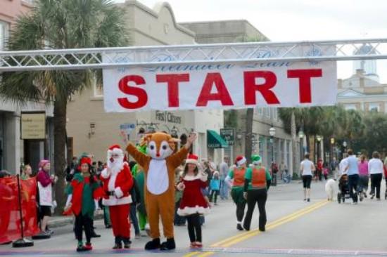 Charleston Reindeer Run