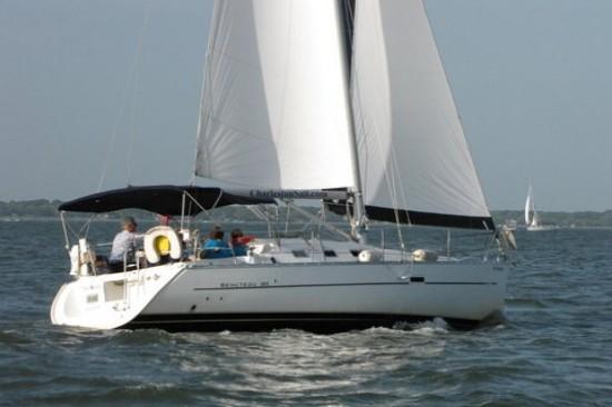 Charleston Sail - Harbor Yacht Tours