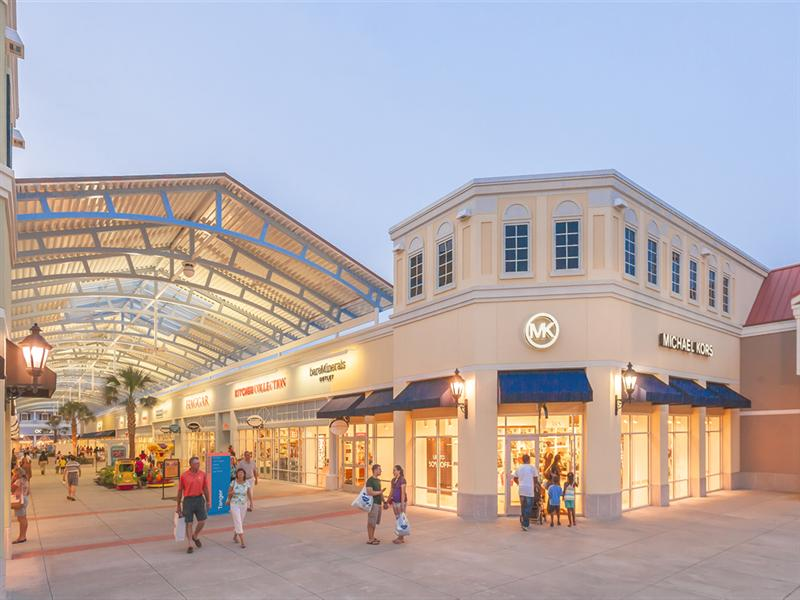 Tanger Outlets North Charleston South Carolina