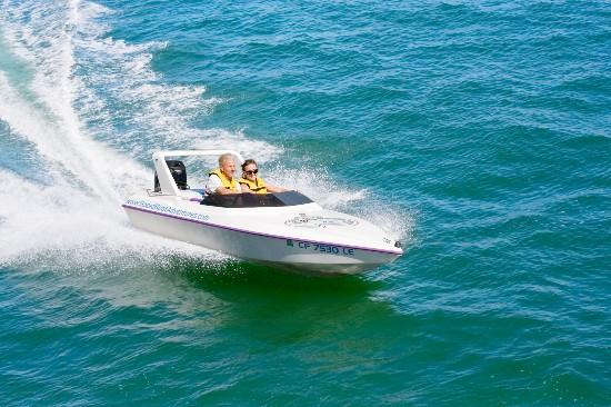Speed Boat Adventures