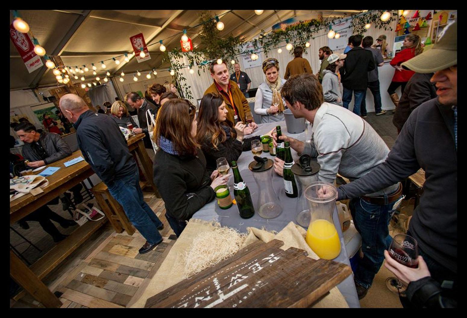 Charleston Wine and Food Festival