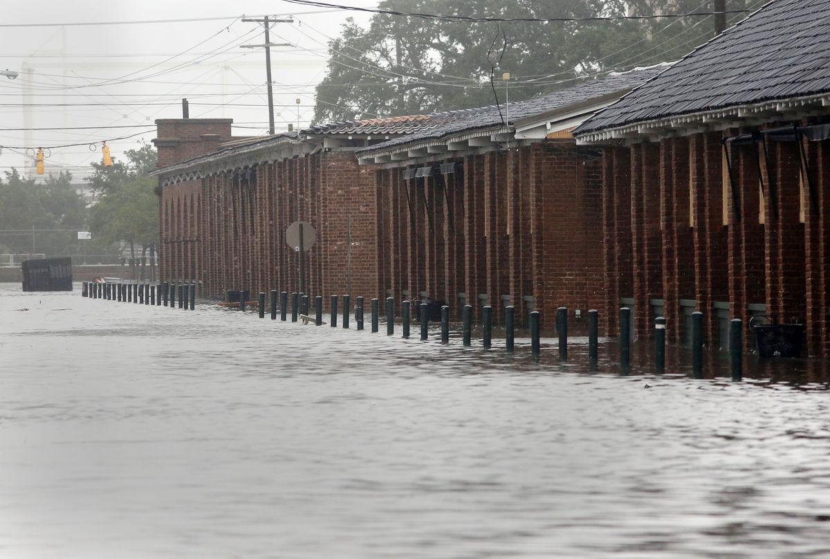 Weather in Charleston SC
