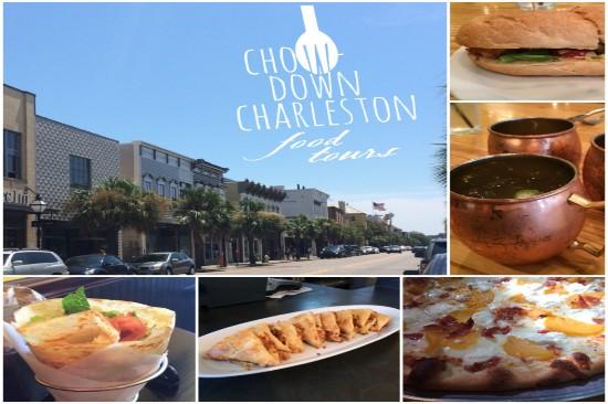 Chow Down Charleston Food Tours