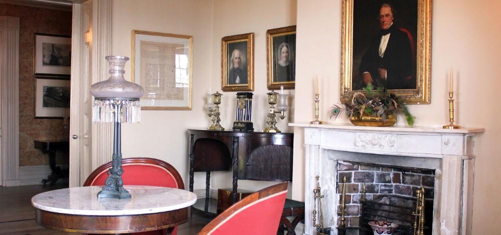 Edmonston-Alston House