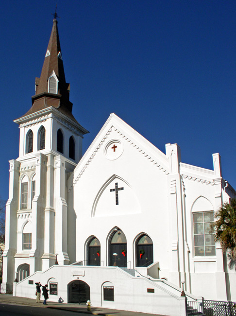 Charleston Sc Historic Churches Historic Places Of Worship