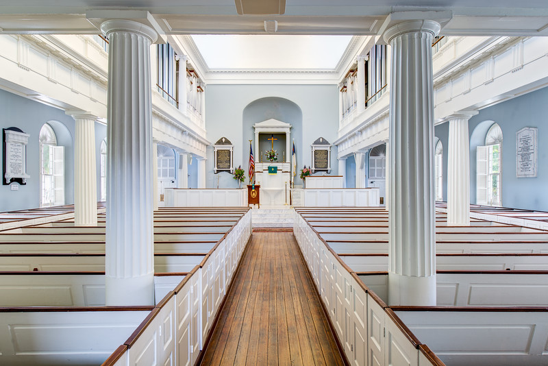 First Baptist Church Charleston SC