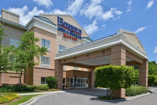Fairfield Inn and Suites North Charleston