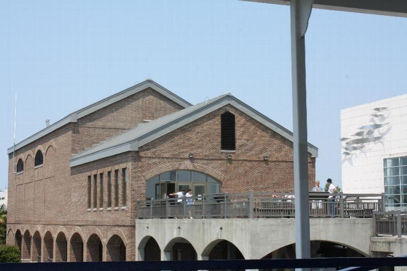 Fort Sumter Visitor Education Center