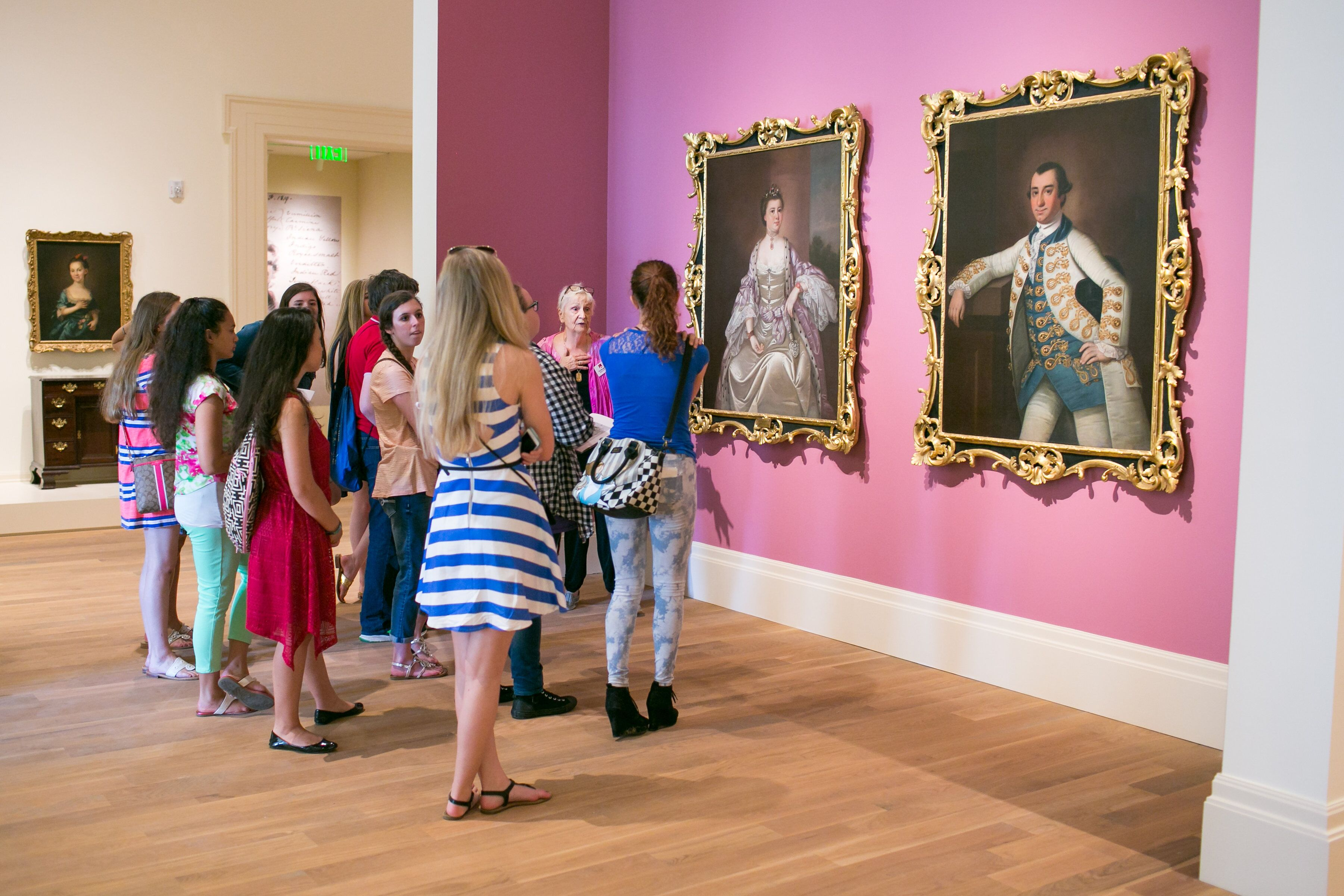 Gibbes Museum of Art - 2019 Visitors Guide