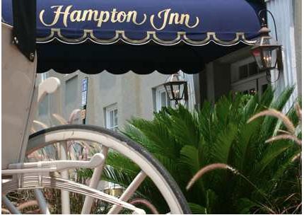 Hampton Inn Historic District Charleston SC