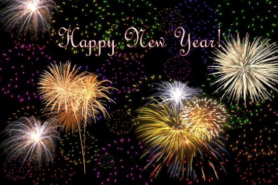 Happy New Year Charleston