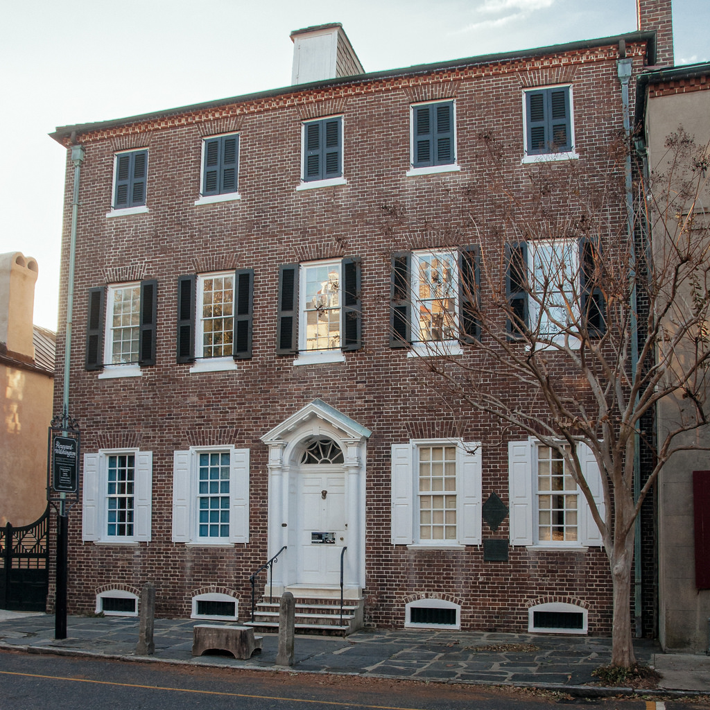 Heyward-Washington House
