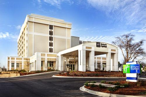 Holiday Inn Express West Ashley Charleston SC