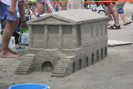Isle of Palms Sand Sculpting Contest