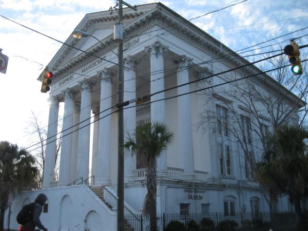 Karpeles Manuscript Museum Charleston SC