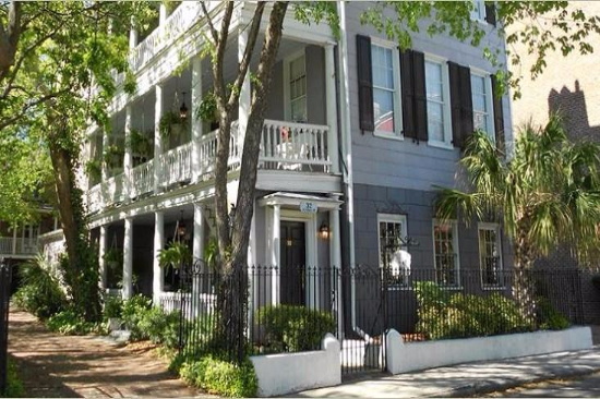 Charleston SC Bed and Breakfasts