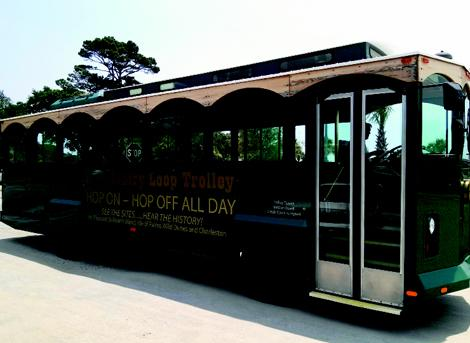 Charleston Low Country Trolley