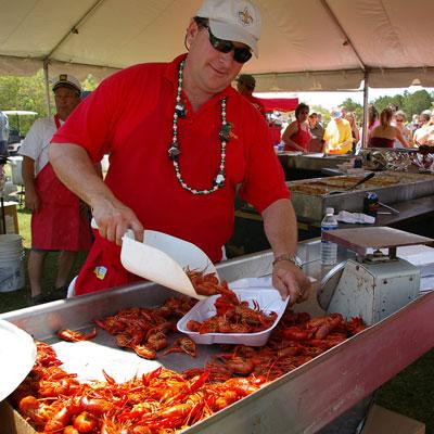 Lowcountry Cajun Festival