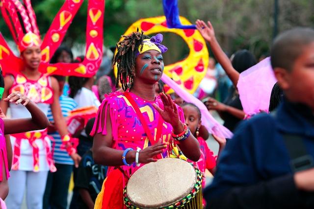 MOJA Arts Festival
