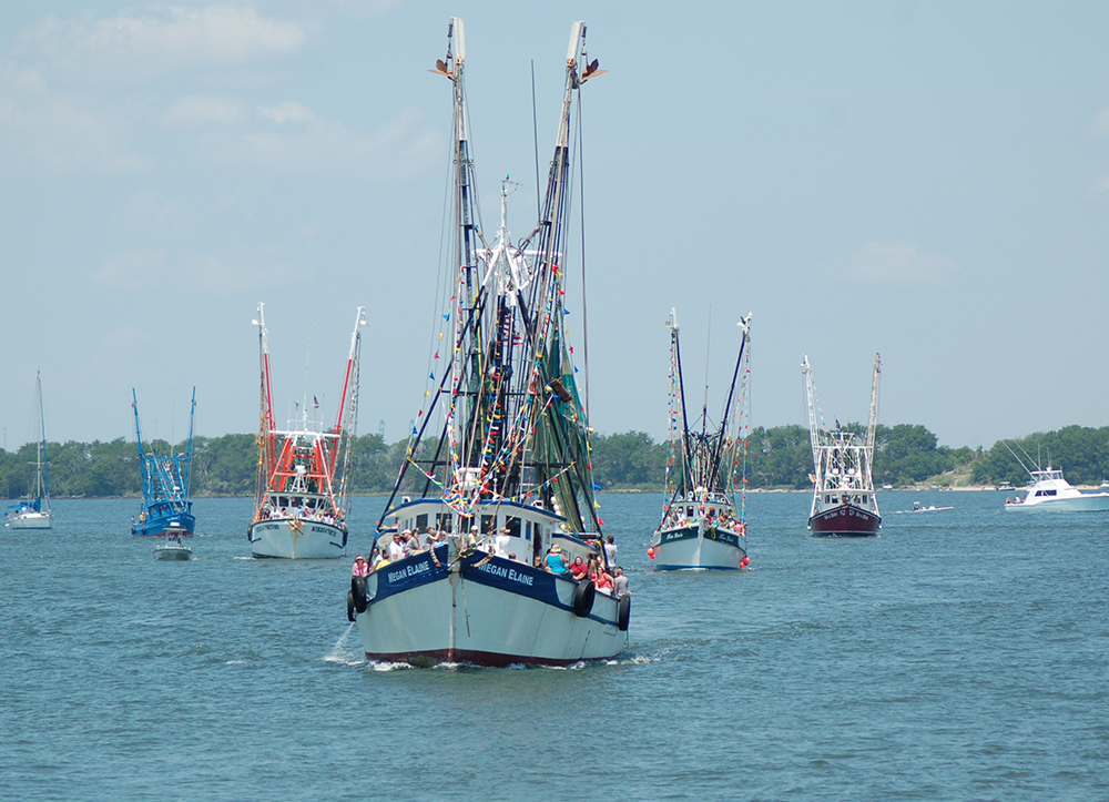 Mount Pleasant Blessing of the Fleet and Seafood Festival