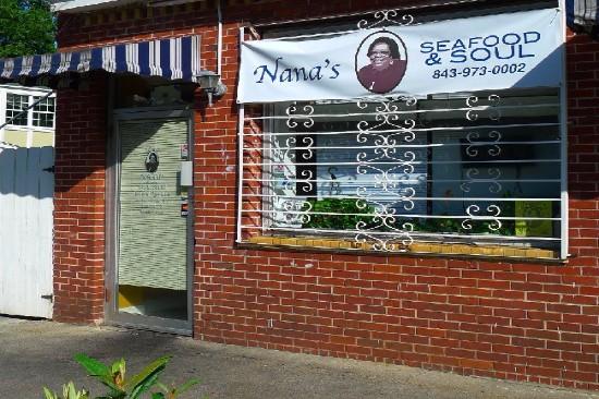 Nana's Seafood and Soul Charleston SC