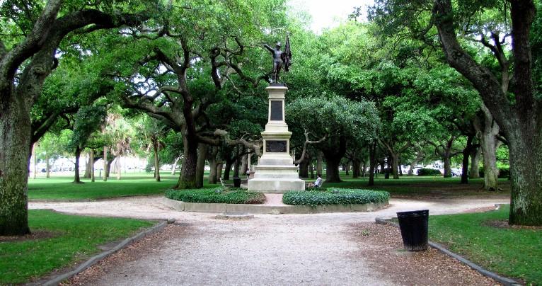 Parks in Charleston SC